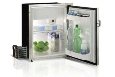 Vitrifrigo C75LX Stainless Steel 75 Litre Fridge/Freezer with Remote Compressor (041831)