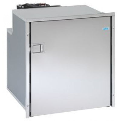 Isotherm CR65F Inox Stainless Steel Freezer - 65 Litre - Right Hand Door Hinge (1065BC7MK)