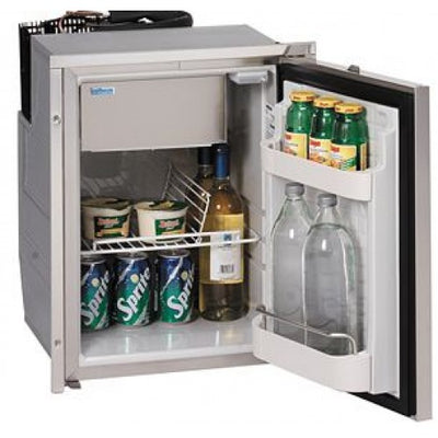 Isotherm CR42 Inox Stainless Steel Fridge/Freezer - 12 or 24 Volts DC - 42 Litre - 1042BA1MK (C042RNEIT11111AA)