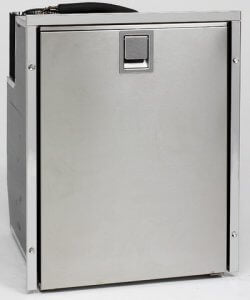 Isotherm Cruise Inox 65 Litre Fridge Freezer Stainless Steel - CR65 INOX  381705