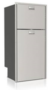 Vitrifrigo DP2600iX 2 Door Fridge Freezer Stainless Steel - DP2600 iX 043983