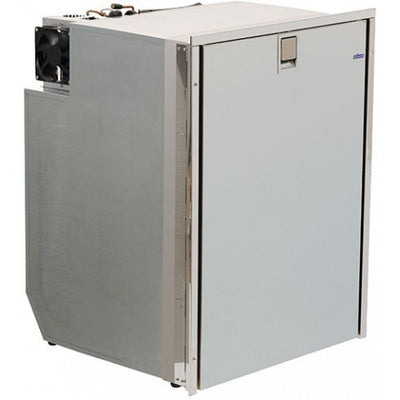 Isotherm Clean Touch 130 Litre Fridge Only Stainless Steel - DR130 INOX 381710 381711