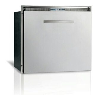 Vitrifrigo DW100RFX 95 litre Stainless Single Drawer Fridge (039883)