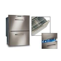 Vitrifrigo DW180BTX 2 Drawer 80 64 Litre All Freezer - 002994