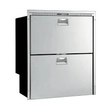 Vitrifrigo DW210RFX 78 104 litre Stainless Double Drawer Fridge (039881)