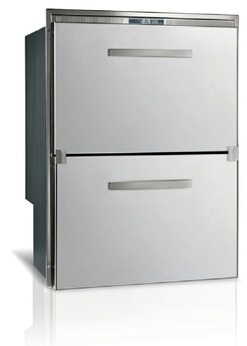 Vitrifrigo DW180RFX 2-Drawer 80 64 Litre Fridge 002992
