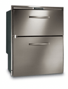 Vitrifrigo DW210DT 78 104 litre Stainless Double Drawer Fridge/Feezer