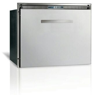 Vitrifrigo DW70BTX-ICE 75 Litre Drawer Litre Freezer & Built-in Ice Maker 220-240v - 041531
