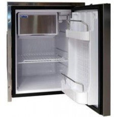 Isotherm Clean Touch 49 Litre Fridge Freezer Stainless Steel - CR49 INOX 381701