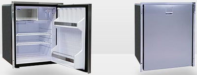 Isotherm Clean Touch 85 Litre Fridge Freezer Stainless Steel - CR85 INOX 381709