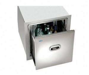 Isotherm 105 Litre Single-Drawer Fridge Only Stainless Steel (DR105_381642)
