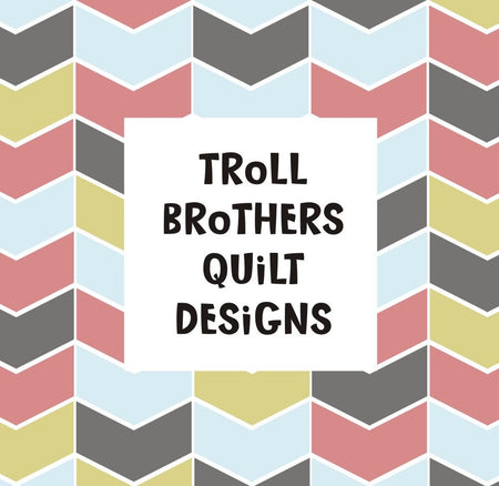 Troll Brothers Quilt Designs