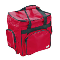 Accessory Serger Bag Red