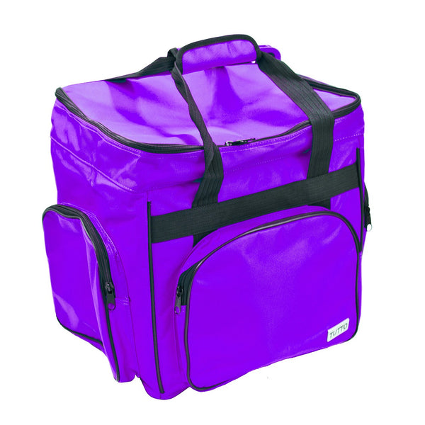 Accessory Serger Bag Purple