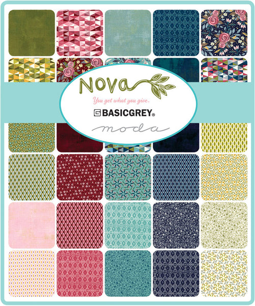 Nova Mini Charms - Basic Grey for