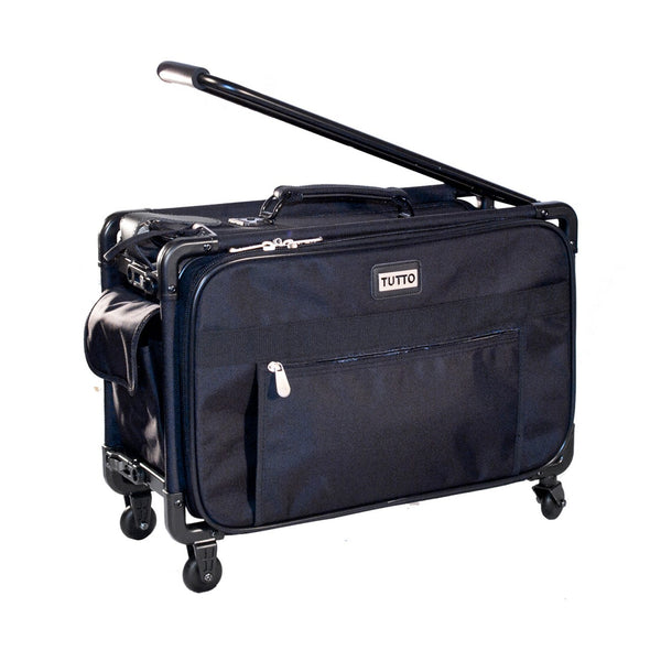Tutto Machine Case On Wheels Medium 20in Black