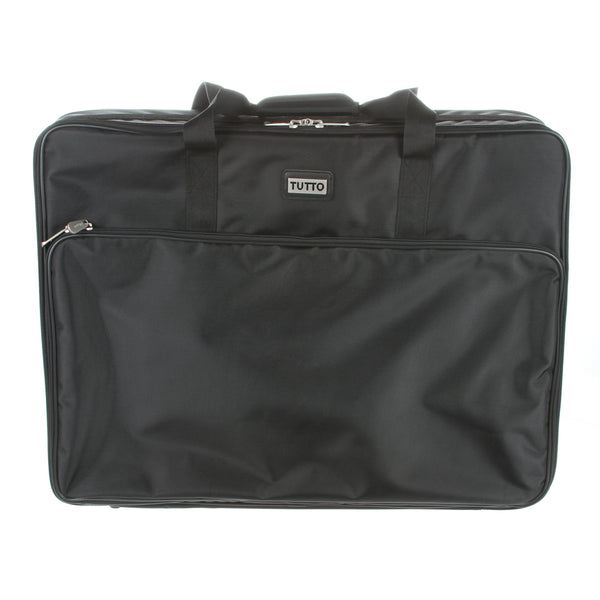 Tutto Embroidery Machine Bag 26in Large Black