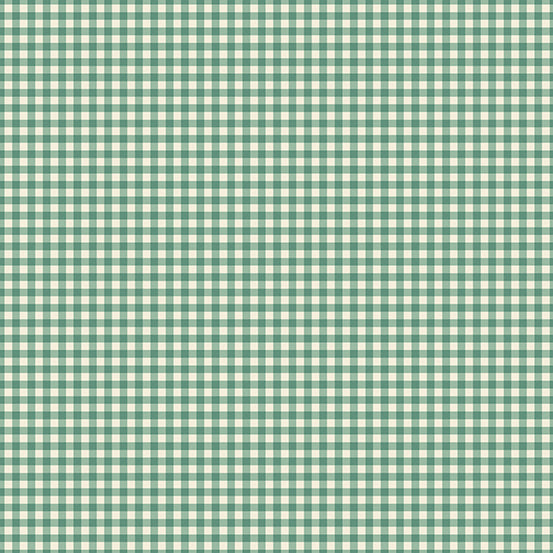 French Chateau Aruba Gingham- Renee Nanneman