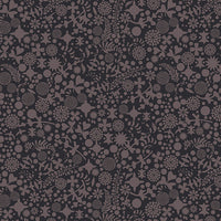 Art Theory Endpaper Charcoal - Alison Glass for