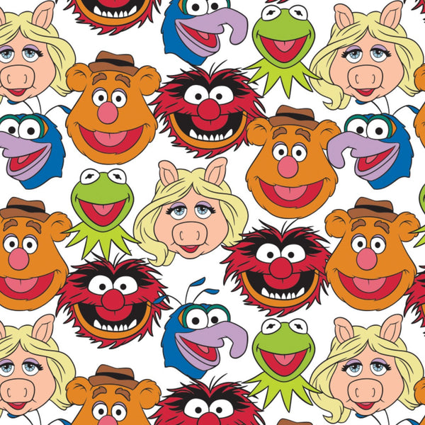 Disney The Muppets Cast White