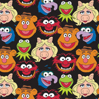 Disney The Muppets Cast Black