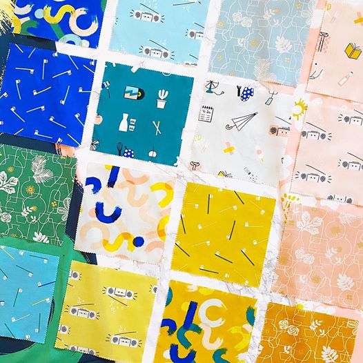 Whatnot Fat Quarter Bundle