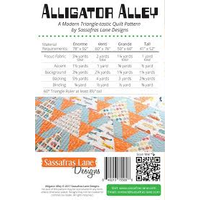 Sassafras Lane Alligator Alley Pattern