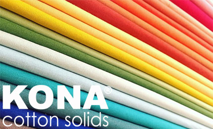 Robert Kaufman - Kona Cotton Solids - Full Bolt*