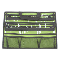 Tool and Embellishment Holder Lime Green