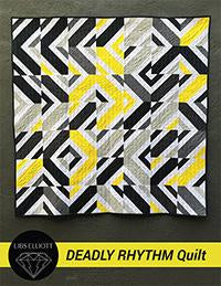 The Deadly Rhythm Quilt Pattern