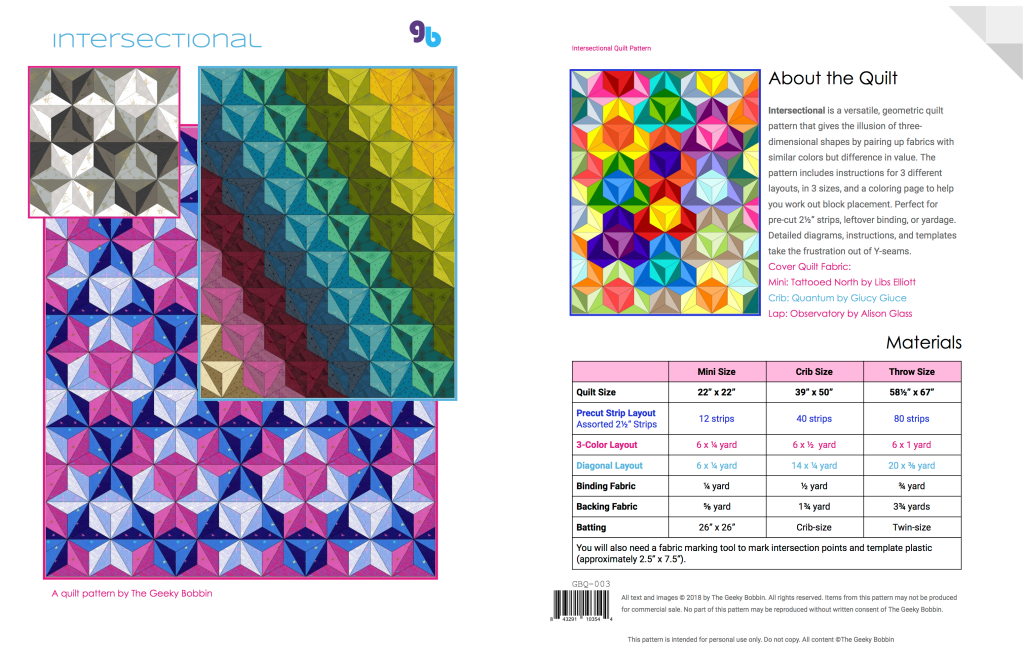 Patterns, Books & Magazines – Troll Brothers Quilt Designs
