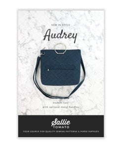 Audrey Modern Tote