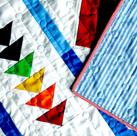 Lakeside Samper Quilt Pattern