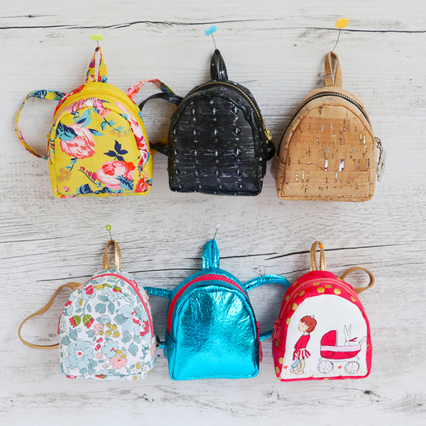 Bitty Backpacksl Pattern