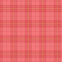 Marcus Fabrics - Marcus Coral Plaid Yarn Dyed Flannel Color Crush