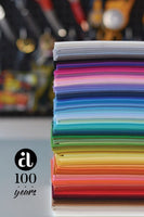 Century Solids 100 Piece Half Metre Bundle
