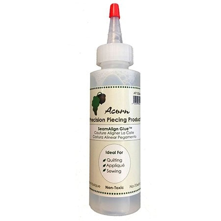 Acorn Precision Piecing Products Seam Align Glue, 4oz.