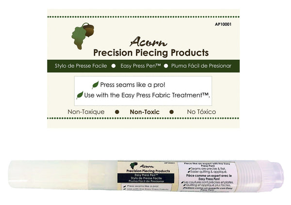 *Acorn Precision Piecing Products Easy Press Pen