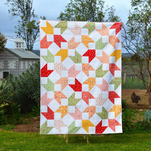 Backyard Chicks Pattern