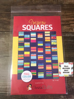 Christa Watson - Improv Squares Quilt Pattern