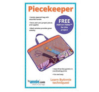Piecekeeper Project Bag Kit Anna Maria Horner Fabric & Pattern*