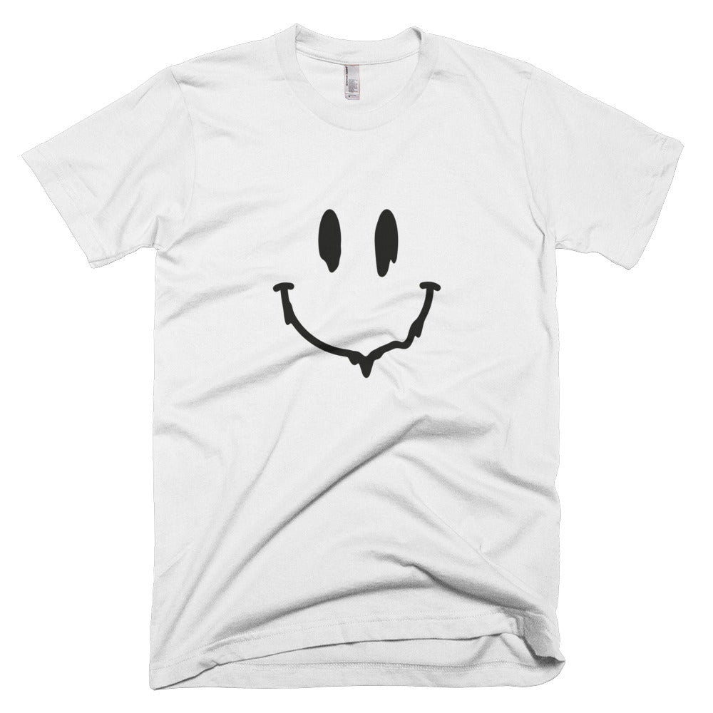 Acid Smile :: White Unisex Tee