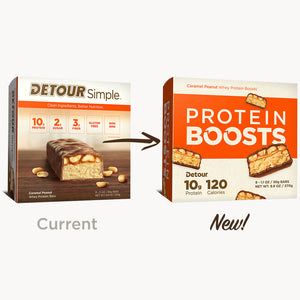 Introducing Protein Boosts!