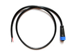 Cable Harness, Single Connector, for ARA Light Bars, 800mm Length
