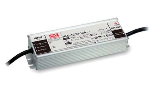 Meanwell HLG-120H-54 LED Driver, 120W