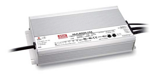 Meanwell HLG-600H-54 LED Driver, 600W