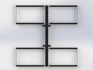 Atreum Lighting 4x4 Grow Light Canopy Frame