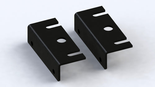 End Brackets for ARA Light Bar, Set of 2