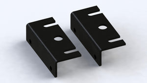 Atreum ARA Grow Light Bar End Brackets, Set of 2