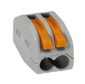 Wago Connector, 2-pin